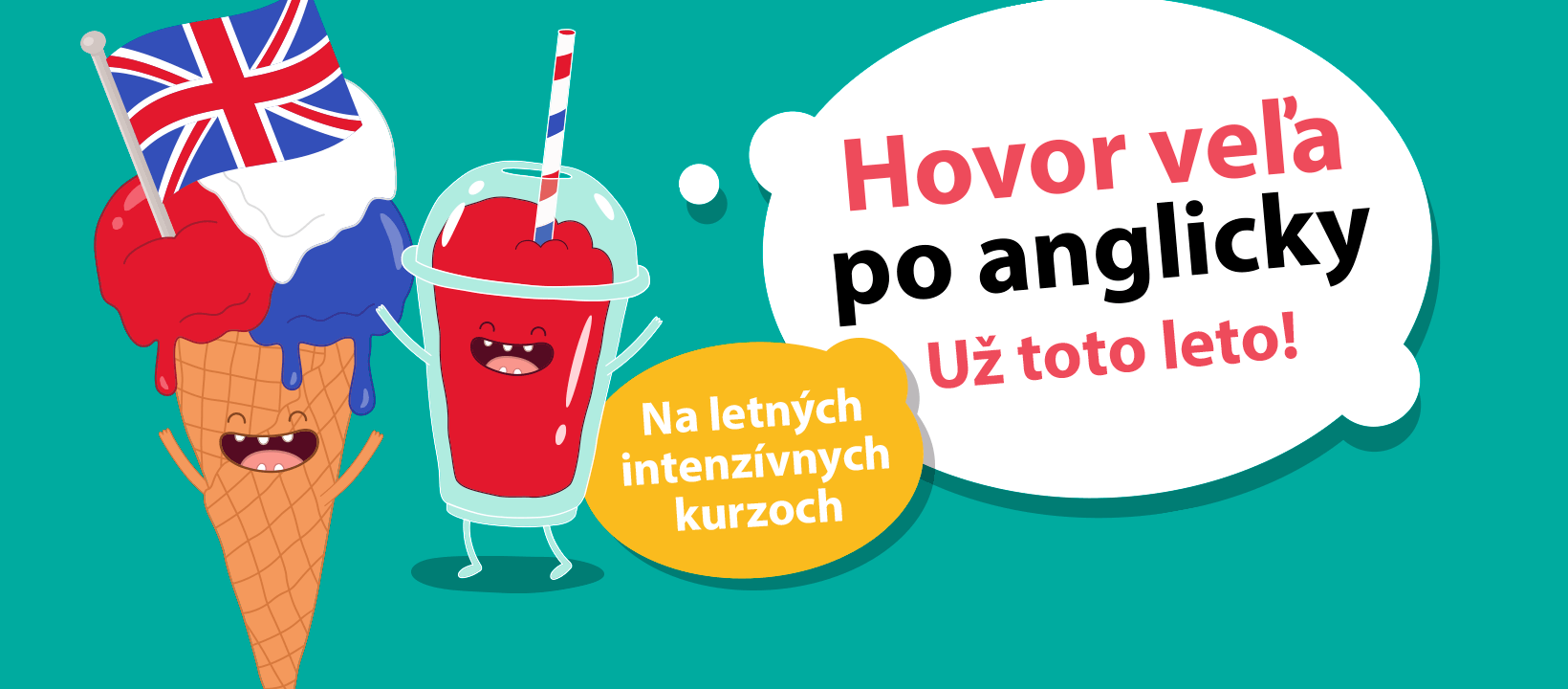 letné intenzívne kurzy angličtiny Best English Bratislava
