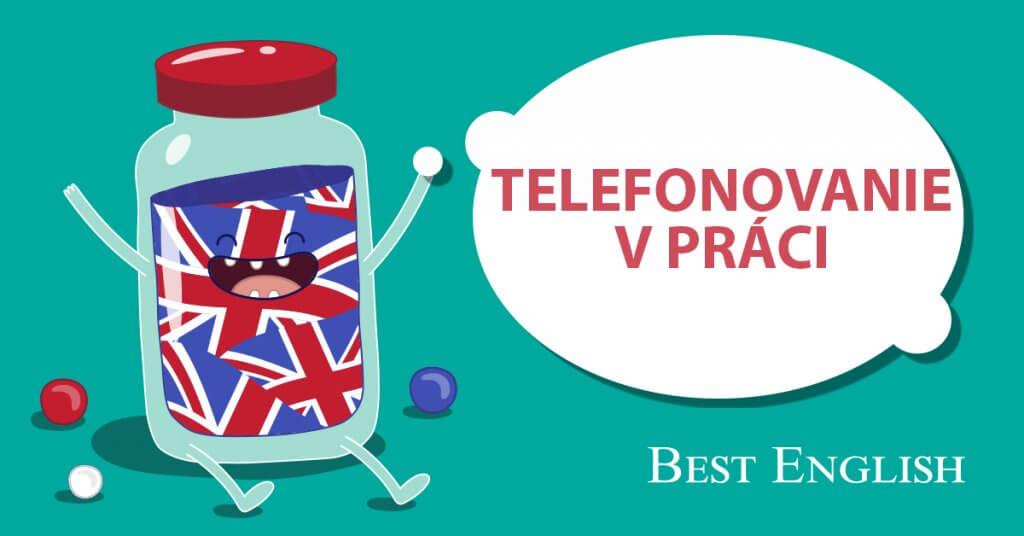 TELEFONOVANIE V PRACI